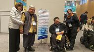 Eden Social Welfare Foundation attending Pyeongchang 2018 Paralympics International Conference on Disability Rights!