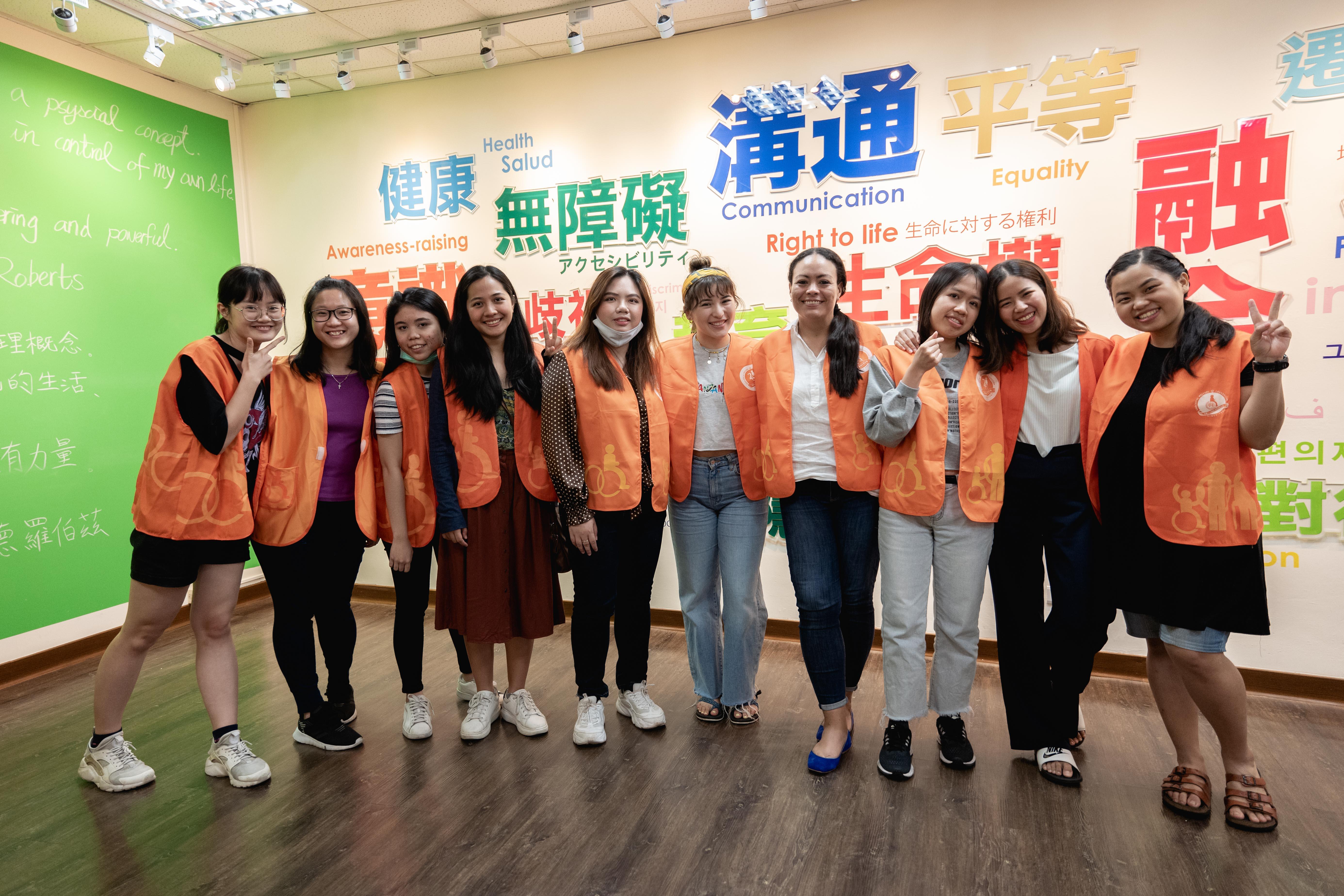 volunteers 2020
